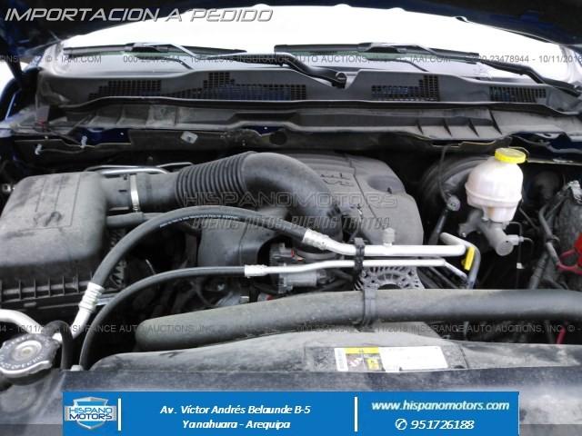 2018  RAM REBEL 1500 HEMI   - Foto del auto importado