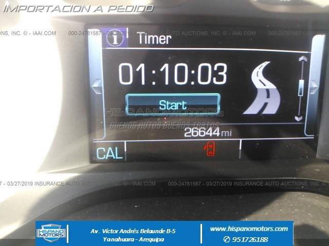 2016 CHEVROLET CAMARO RS 2.0T MANUAL   - Foto del auto importado