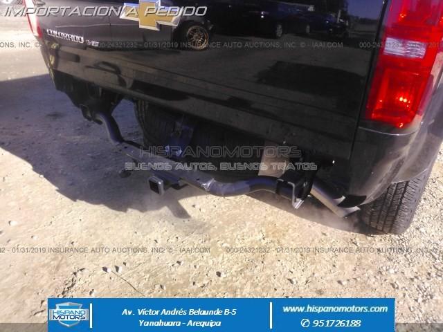 2018 CHEVROLET COLORADO  4WD Work Truck EDITION  - Foto del auto importado