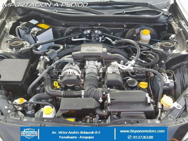 2017 TOYOTA 86 GT A/T (launch control)  - Foto del auto importado