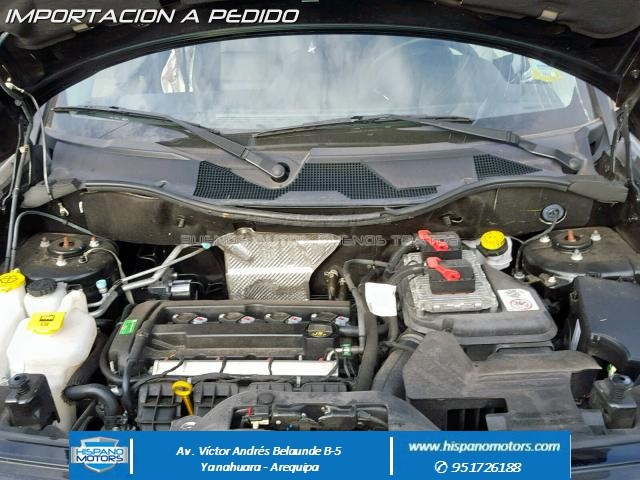 2016 JEEP PATRIOT HIGH ALTITUDE  - Foto del auto importado