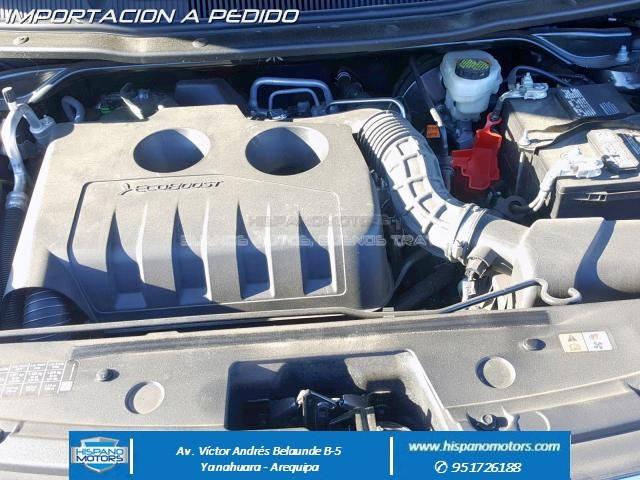 2016 FORD EXPLORER Ecoboost XLT 4X4   - Foto del auto importado