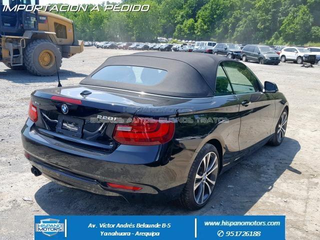 2016 BMW 228 Xdrive Convertible   - Foto del auto importado