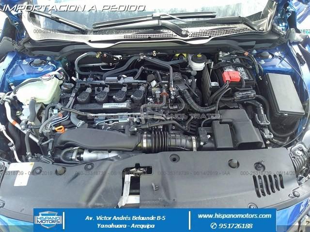 2018 HONDA CIVIC EX  1.5 Turbo  - Foto del auto importado