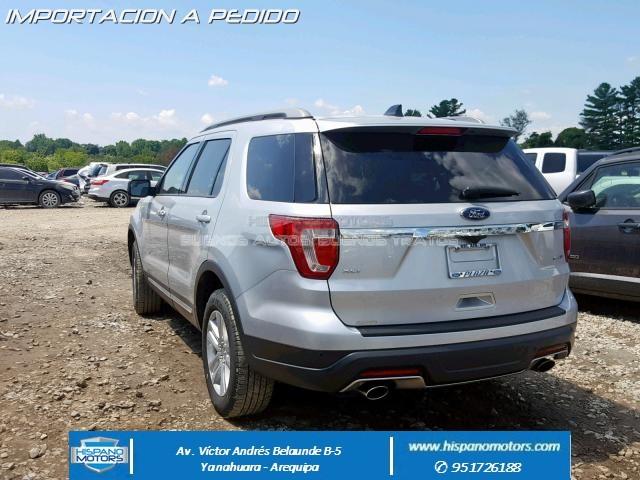 2018 FORD EXPLORER  XLT 2.3T 4X4  - Foto del auto importado