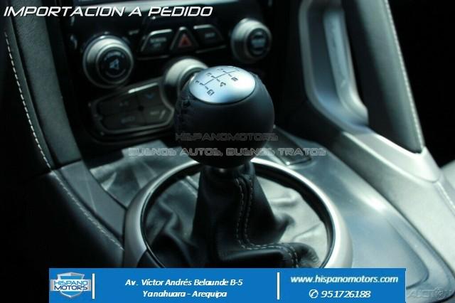 2017 DODGE VIPER GTC Venom Black  - Foto del auto importado