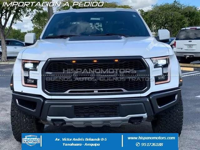 2019 FORD RAPTOR   - Foto del auto importado