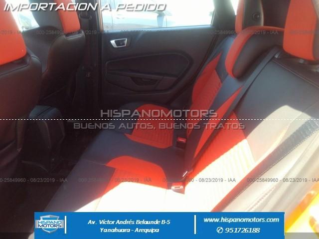 2018 FORD FIESTA ST 200 HP  - Foto del auto importado