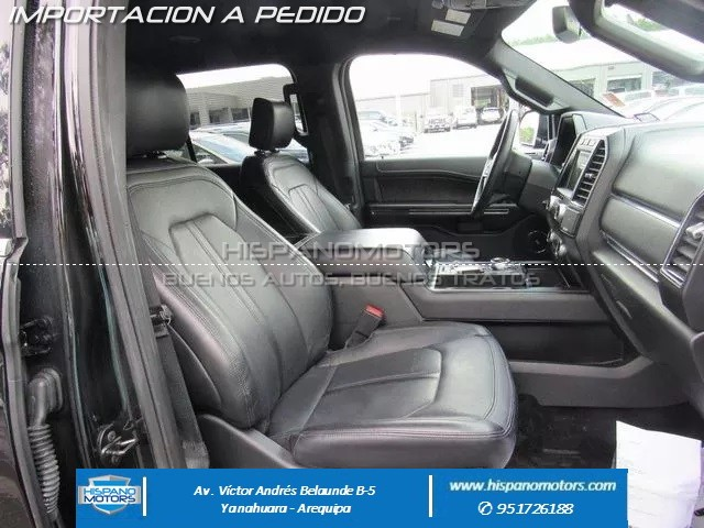 2018 FORD EXPEDITION MAX LIMITED  - Foto del auto importado
