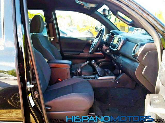 2018 TOYOTA TACOMA TRD SPORT (MECANICA)  - Foto del auto importado