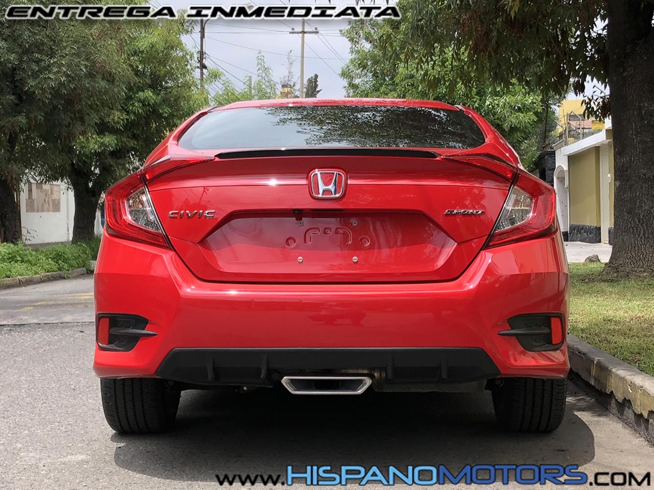 2019 HONDA CIVIC SPORT  - Foto del auto importado