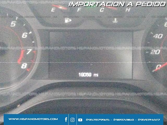 2020 CHEVROLET CAMARO 1LT 2.0 Turbo  - Foto del auto importado