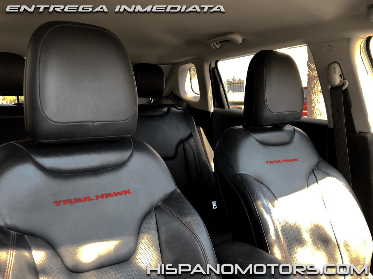 2018 JEEP COMPASS TRAILHAWK  - Foto del auto importado