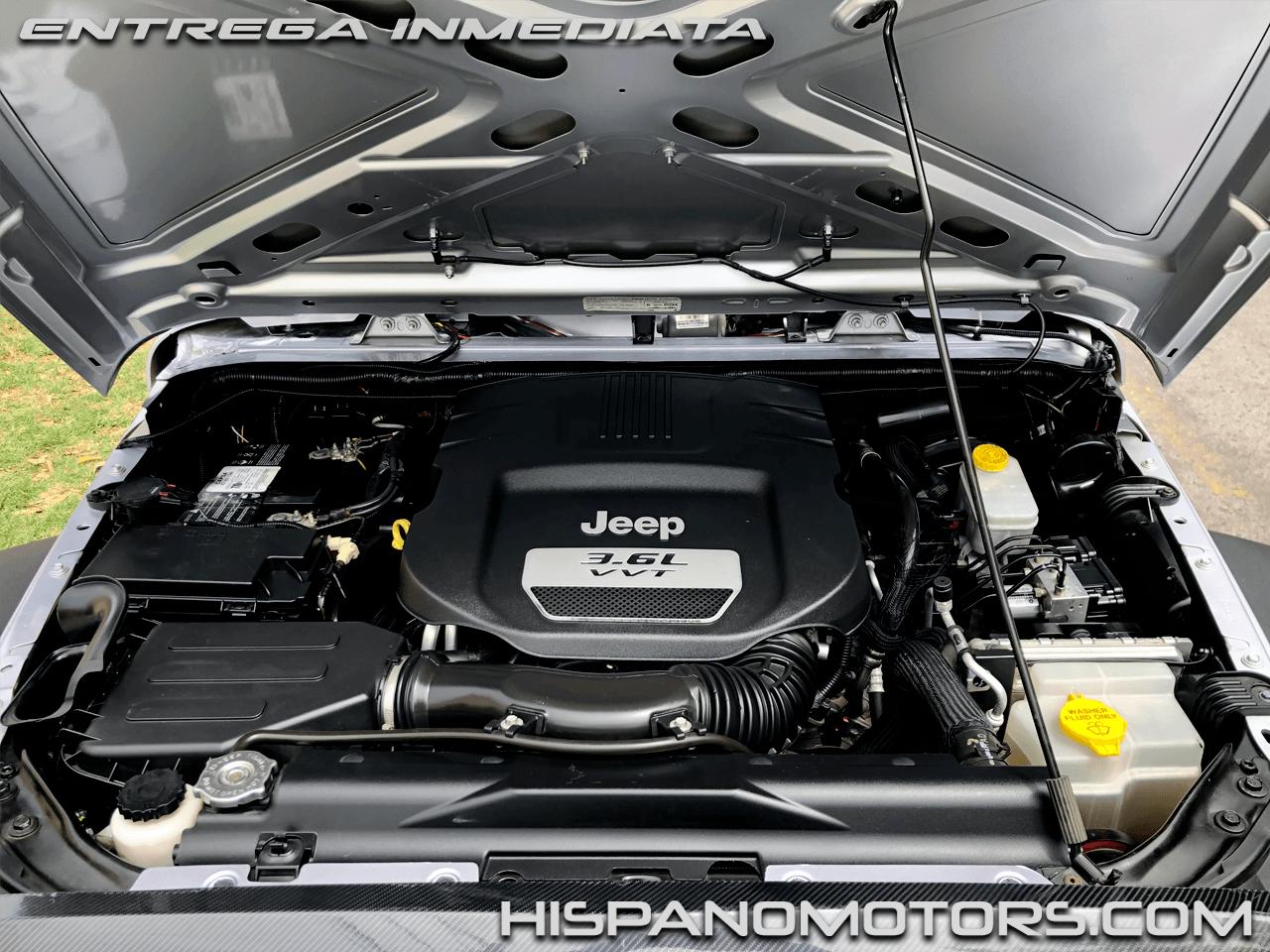 2013 JEEP WRANGLER SPORT S  MANUAL  - Foto del auto importado