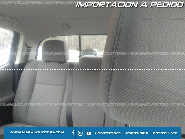 2020 TOYOTA TACOMA SR5 4X4 V6  - Foto del auto importado
