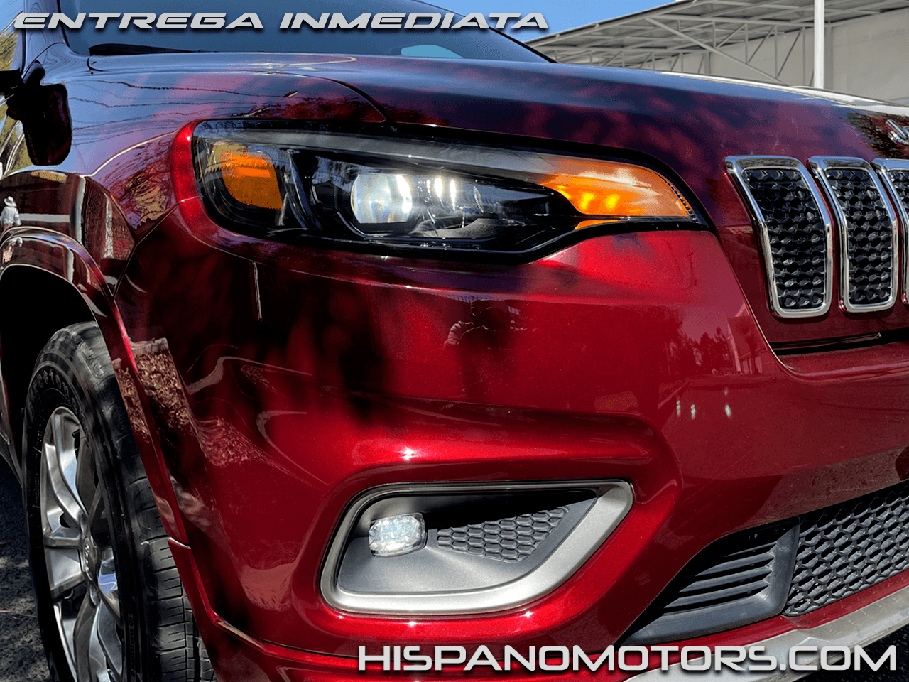 2019 JEEP CHEROKEE 4x4 LATITUDE PLUS  - Foto del auto importado