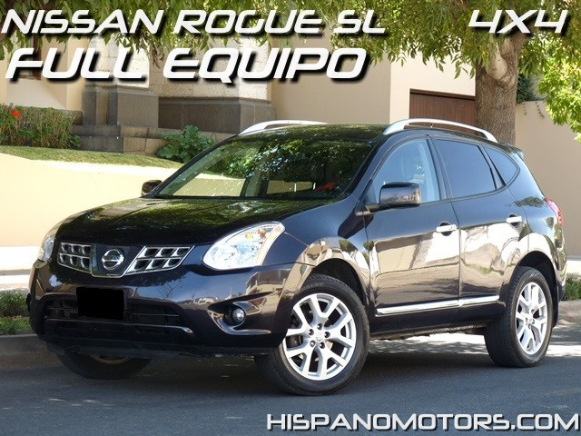 2011 NISSAN ROGUE SL AWD - Arequipa - Perú - auto importado por Hispanomotors