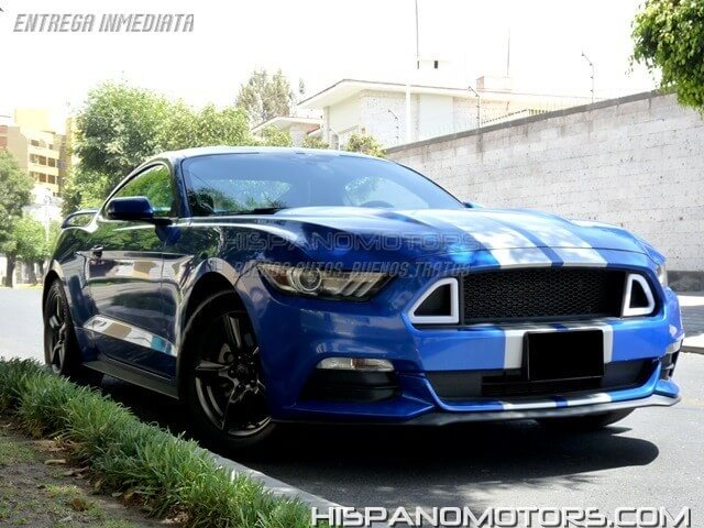 2015 FORD MUSTANG MECANICO