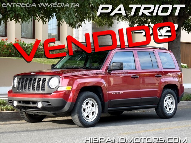 2015 JEEP PATRIOT SPORT 2.4L