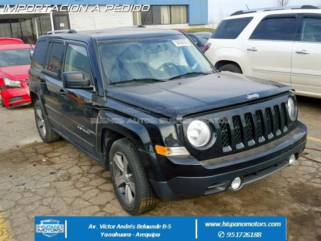 Foto del vehiculo: JEEP PATRIOT HIGH ALTITUDE 2016