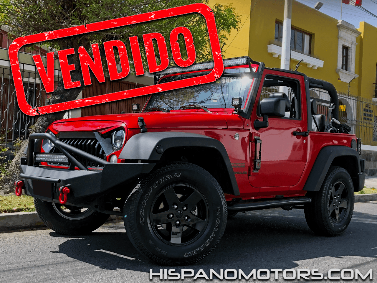 2016 JEEP WRANGLER  SPORT S MANUAL