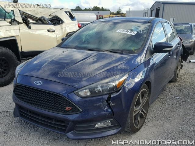 2016 FORD FOCUS ST 252HP