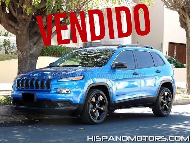 2017 JEEP CHEROKEE ALTITUDE - Arequipa - Perú - auto importado por Hispanomotors