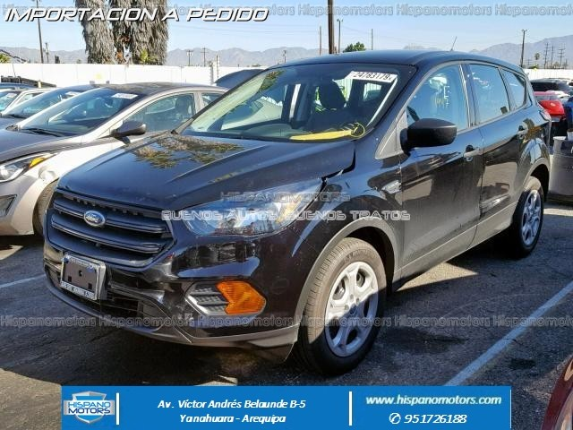 Foto del vehiculo: FORD ESCAPE S  2018