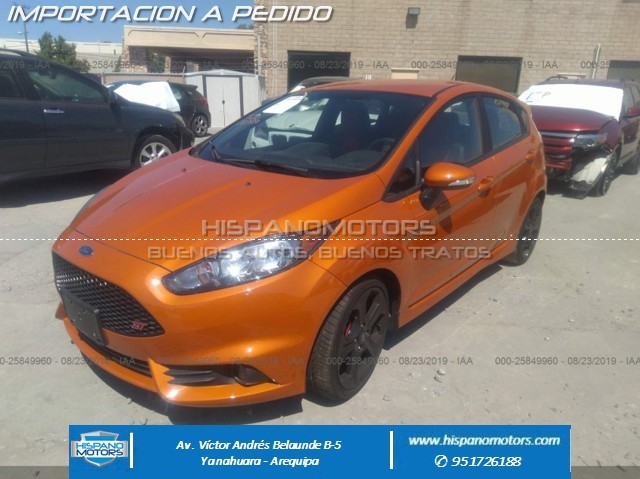 Foto del vehiculo: FORD FIESTA ST 200 HP 2018