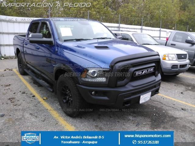 2018  RAM REBEL 1500 HEMI  - Arequipa - Perú - auto importado por Hispanomotors