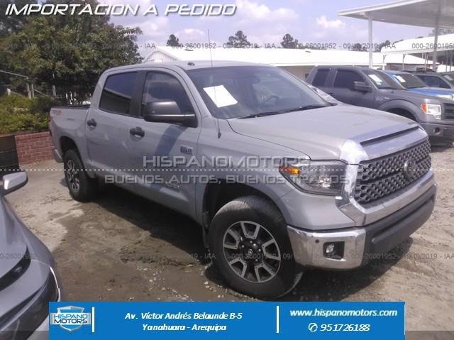 2018 TOYOTA TUNDRA TRD OFF ROAD 4X4 - Arequipa - Perú - auto importado por Hispanomotors