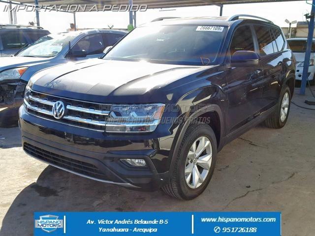 2018 VOLKSWAGEN ATLAS 4X4  SE  - Arequipa - Perú - auto importado por Hispanomotors