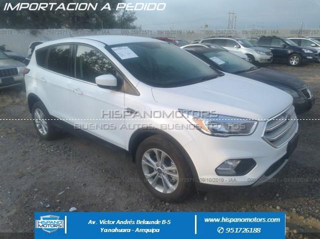 2019 FORD ESCAPE  1.5T 4X4 - Arequipa - Perú - auto importado por Hispanomotors