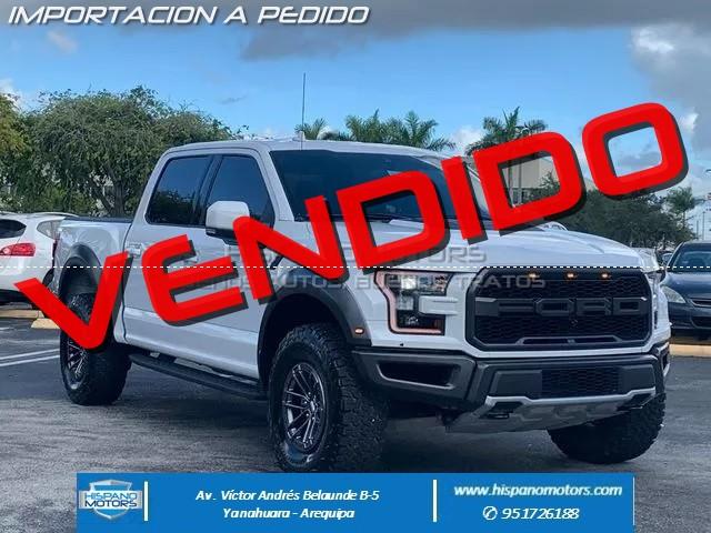 2019 FORD RAPTOR  - Arequipa - Perú - auto importado por Hispanomotors