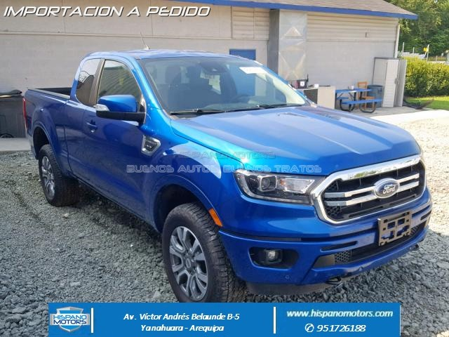 2019 FORD NEW RANGER (made in usa) 2.3 TURBO 4X4