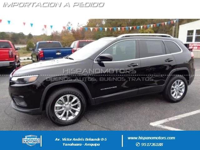 2019 JEEP CHEROKEE LATITUDE 4X4 - Arequipa - Perú - auto importado por Hispanomotors