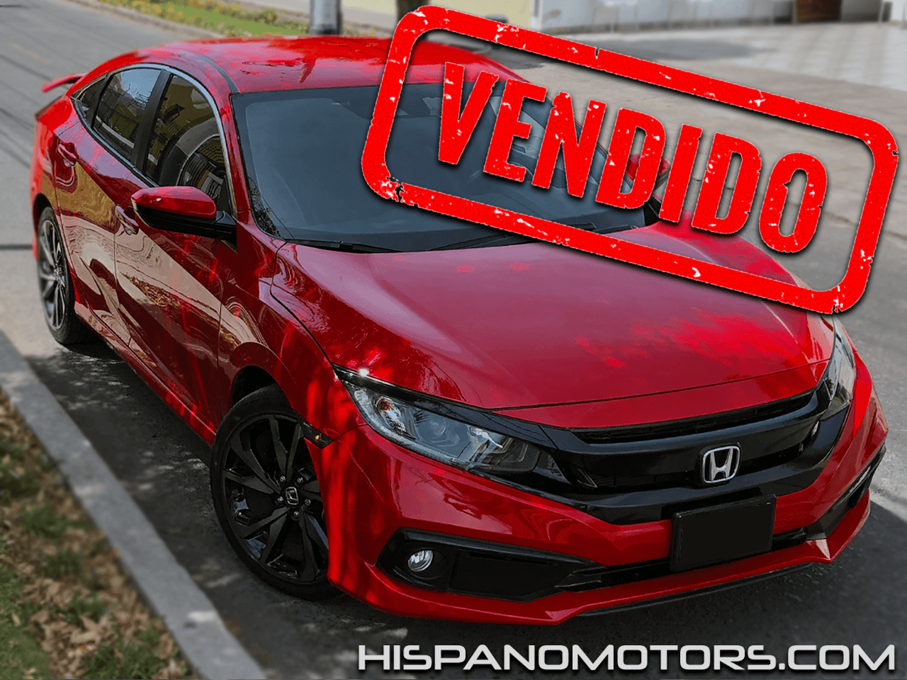 2019 HONDA CIVIC SPORT (US ONLY)