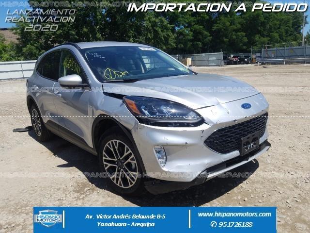 2020 FORD ESCAPE SEL 1.5T 4X4 - Arequipa - Perú - auto importado por Hispanomotors