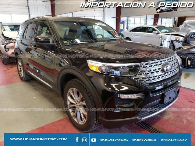 2020 FORD ALL NEW EXPLORER LIMITED 2.3T 4X4 - Arequipa - Perú - auto importado por Hispanomotors