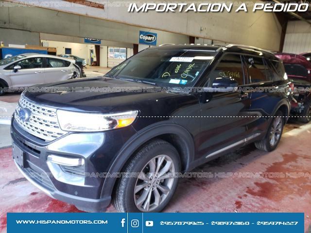 2020 FORD EXPLORER LIMITED 2.3T 4X4 - Arequipa - Perú - auto importado por Hispanomotors