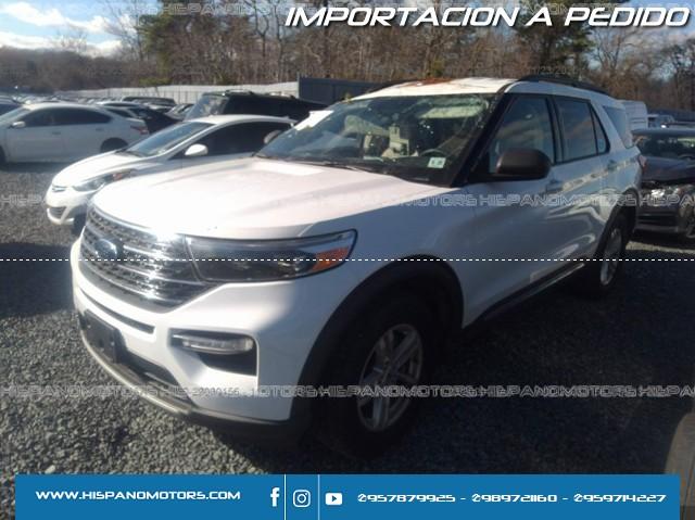 2020 FORD EXPLORER XLT 2.3T AWD - Arequipa - Perú - auto importado por Hispanomotors