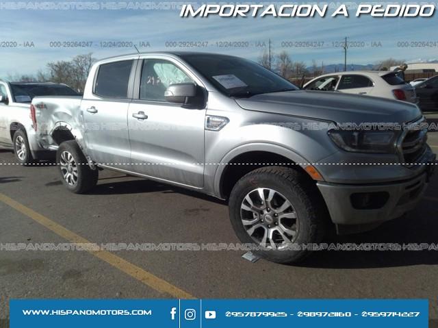 2020 FORD RANGER LARIAT 4X4 2.3T  - Arequipa - Perú - auto importado por Hispanomotors