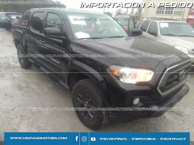 2020 TOYOTA TACOMA SR5 4X4 V6 - Arequipa - Perú - auto importado por Hispanomotors