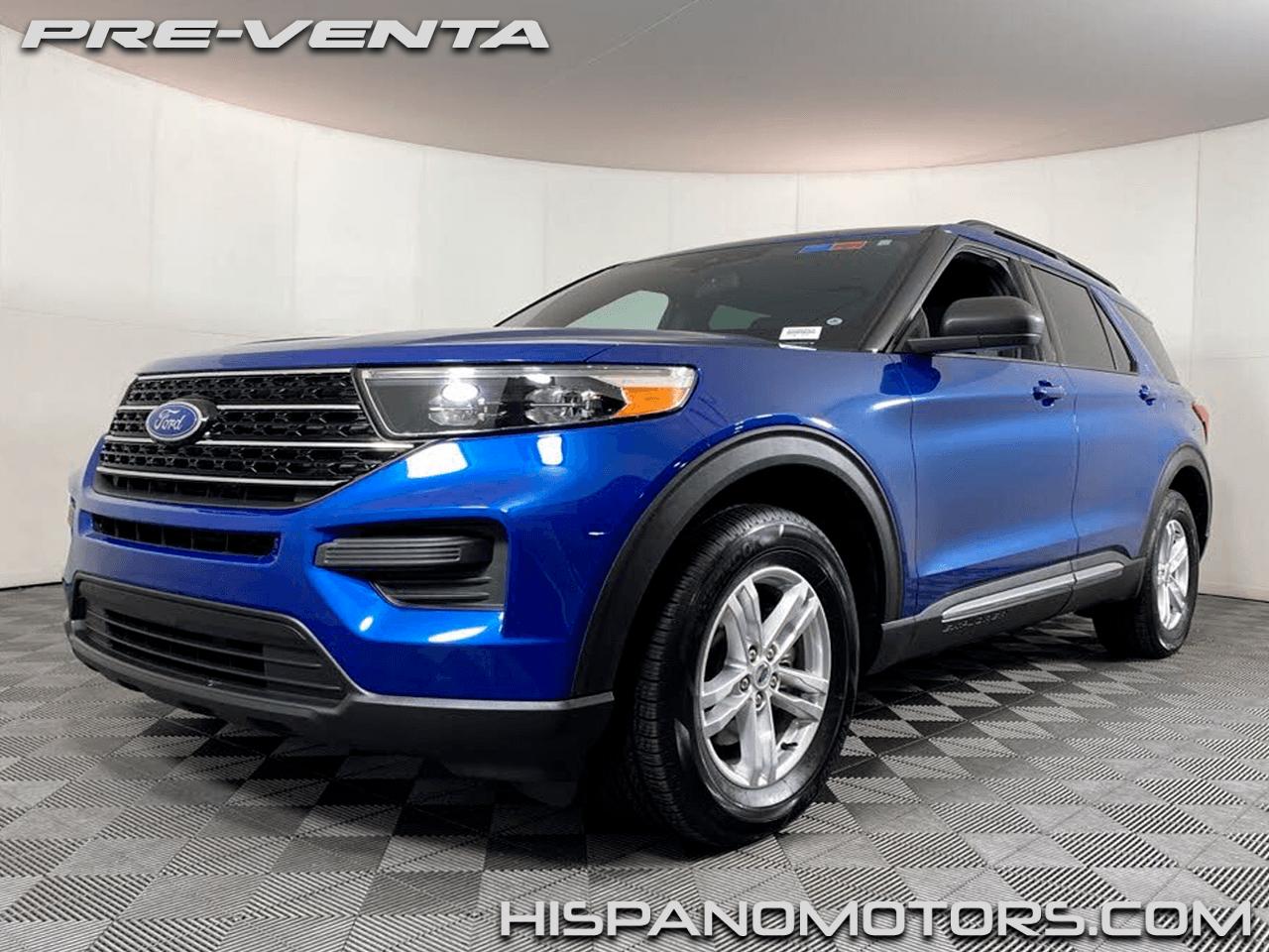 2020 FORD EXPLORER 4WD 2.3T - Arequipa - Perú - auto importado por Hispanomotors
