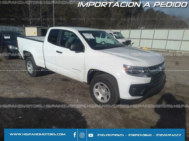 2021 CHEVROLET COLORADO WORK TRUCK 2.5 - Arequipa - Perú - auto importado por Hispanomotors