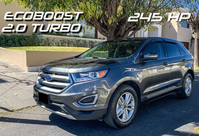 2017 FORD EDGE SEL 2.0T Ecoboost - Arequipa - Perú - auto importado por Hispanomotors