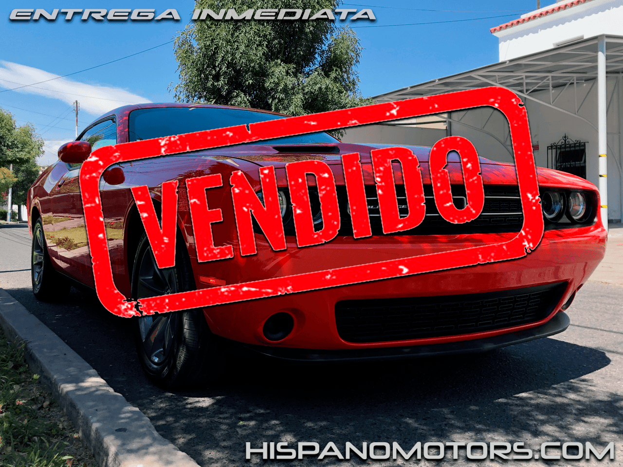 2019 DODGE CHALLENGER V6 - Arequipa - Perú - auto importado por Hispanomotors
