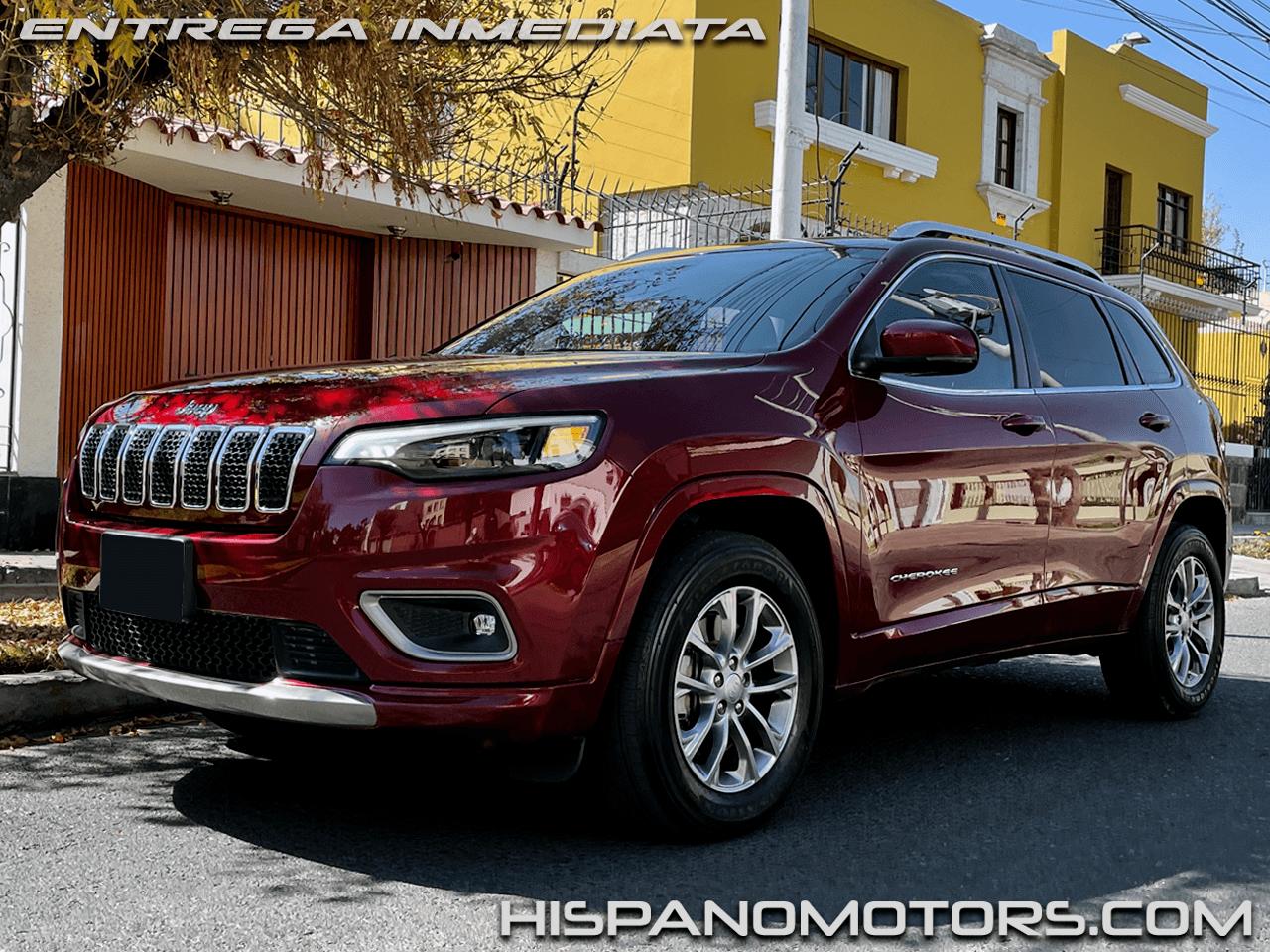 2019 JEEP CHEROKEE 4x4 LATITUDE PLUS - Arequipa - Perú - auto importado por Hispanomotors
