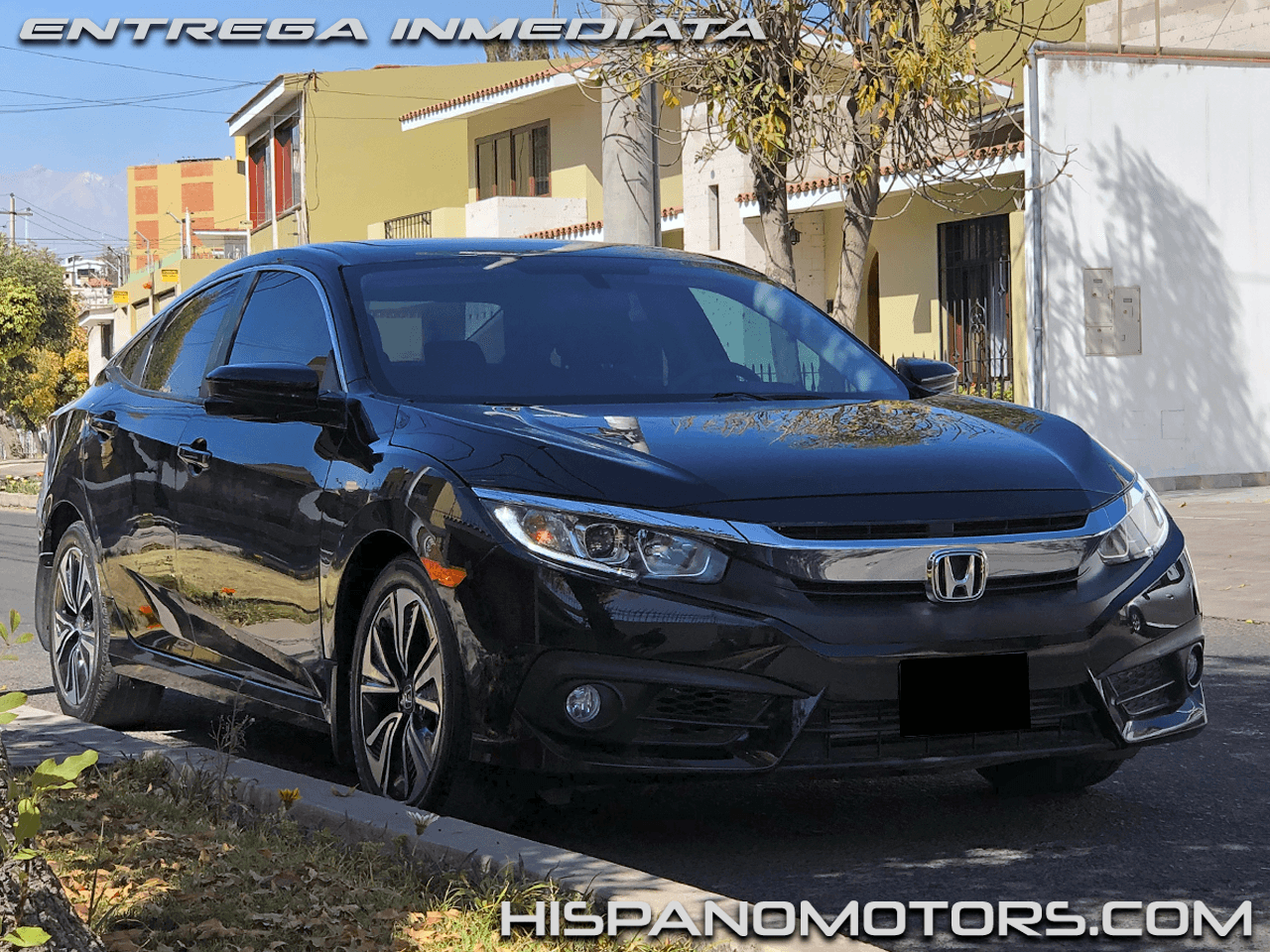 2017 HONDA CIVIC  EX-T 1.5 TURBO (MANUAL)