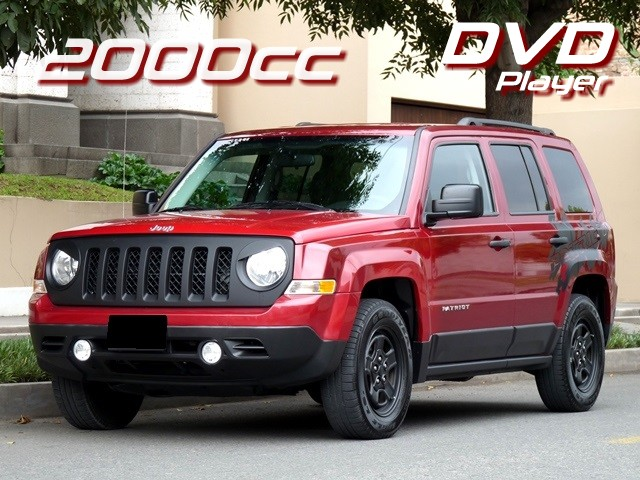 2014 JEEP PATRIOT ANGRY